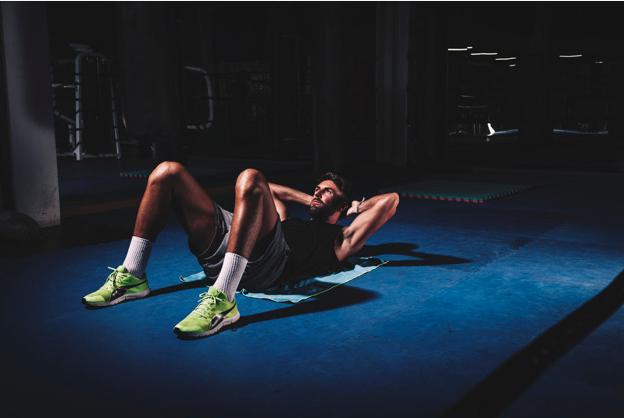 entrenamiento para deportistas